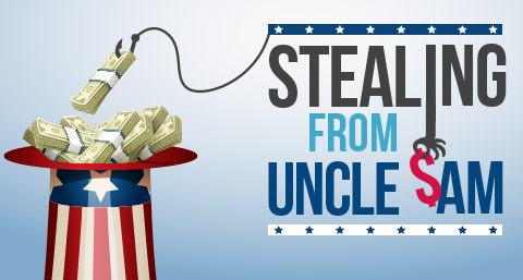 Stealing from Uncle Sam