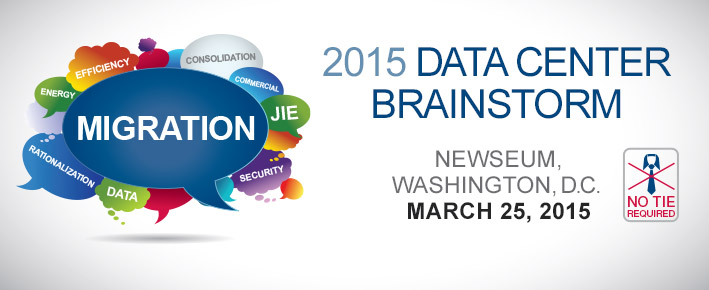2015 Data Center Brainstorm