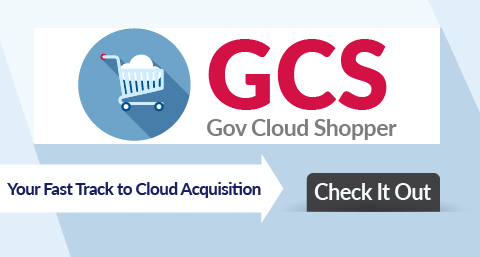 Gov Cloud Shopper