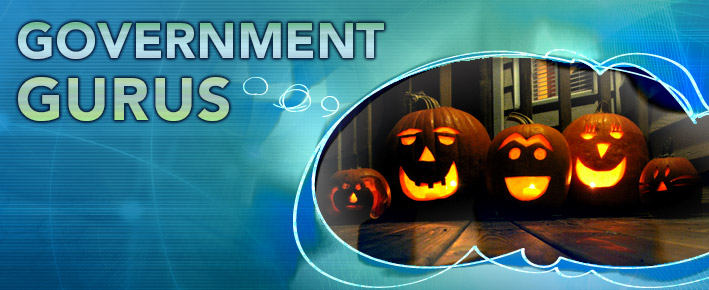 Halloween Spirit: Data Management Shouldn't be Scary