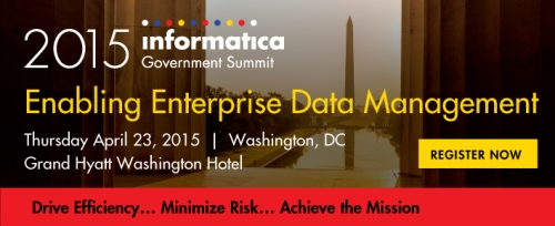 Informatica Government Summit