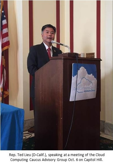 Rep. Ted Lieu (D-Calif.)