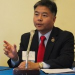 Rep. Ted Lieu, D-Calif., speaks at the FixFedRAMP event on March 3 in Washington, D.C. (Photo: Jessie Bur, MeriTalk)