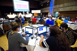 The mission of U.S. Cyber Challenge is to significantly reduce the shortage in today's cyber workforce by serving as the premier program to identify, attract, recruit and place the next generation of cybersecurity professionals.
