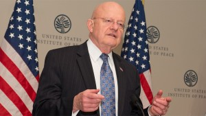 Director of National Intelligence James Clapper. (Photo: INSA)