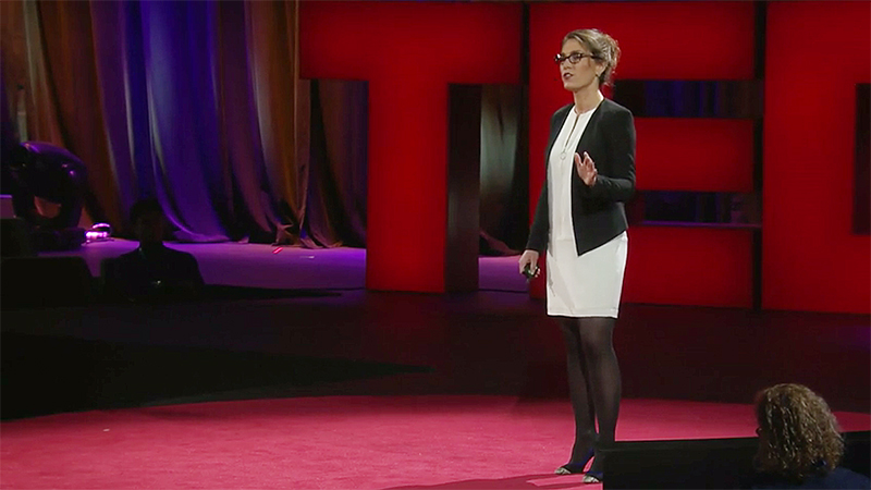 haly van dyk ted talks