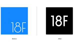 18F logos