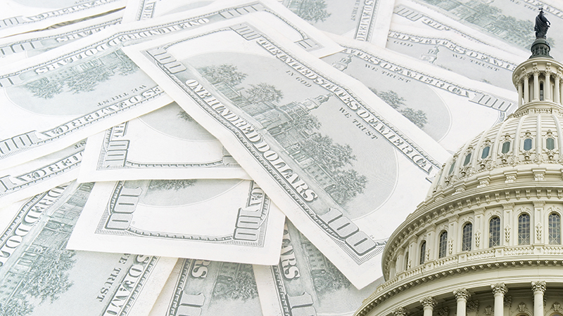 money washington