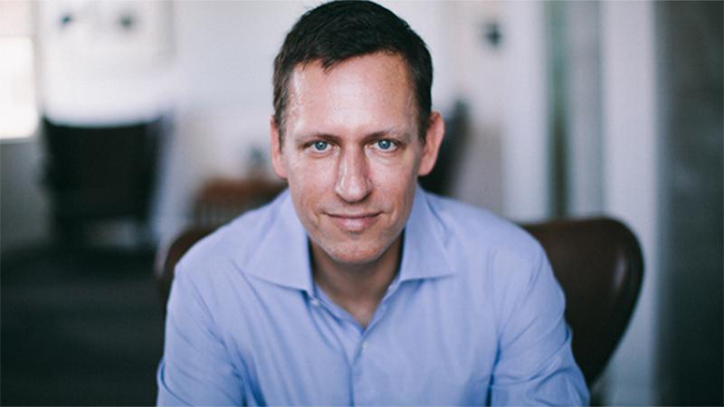 Peter Thiel. (Photo: Thiel Foundation)