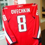 All attendees had a chance to win the signed Ovechkin jersey and a pair of suite tickets.