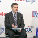 Brad Nix, Deputy Director of US-CERT at the Department of Homeland Security, spoke on the Cyber Threat Intelligence -- Putting Actionable Data to Work panel at MeriTalk's CSX Brainstorm.