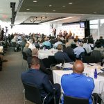 The Cyber Threat Intelligence -- Putting Actionable Data to Work session had the room packed full.