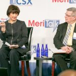 Kim Hancher, Chief Information Officer, Equal Employment Opportunity Commission and Jim Quinn, Lead System Engineer, NPPD-FNR, Department of Homeland Security lead an insightful discussion on next generation data centers
