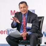 Michael Ross, Business Development – Public Sector, HP moderates the Next Gen Centers panel