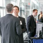 Attendees enjoy engaging with their peers during multiple networking breaks