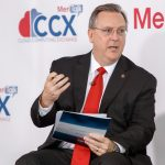 Dan Verton, Executive Editor at MeriTalk, moderated the Debate: The Possibilities of Big Data - Endless or Ethical?