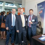 Attendees enjoyed networking with their government industry peers.