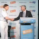Admiral Michael S. Rogers, United States Navy, Commander, United States Cyber Command, Director, National Security Agency/Chief, Central Security Service, provides the military and intelligence keynote at MeriTalk's Palo Alto Networks Federal Forum.