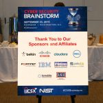 Very special thank you to all MeriTalk's Cyber Security Brainstorm sponsors and affiliates.