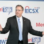 Dan Verton, Executive Editor at MeriTalk, gave the welcome and introductory remarks.