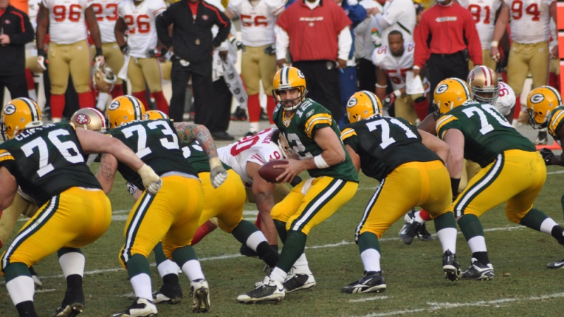 DoC's Rod Turk compared cybersecurity to the Green Bay Packers. (Photo: Shutterstock)