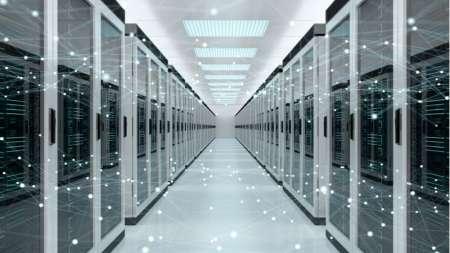 DCOI data center server room infrastructure hyperconverged cloud storage architecture