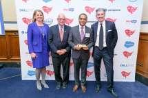 FITARA Awards 2019 - Suzette Kent, Congressman Gerald Connolly, Rajive Mathur, Steve O'Keeffe