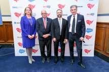 FITARA Awards 2019 - Suzette Kent, Congressman Gerald Connolly, Dave Powner, Steve O'Keeffe