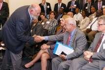 FITARA Awards - Congressman Gerry Connolly and Gary Newgaard