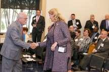 FITARA Awards - Congressman Gerry Connolly and Suzette Kent