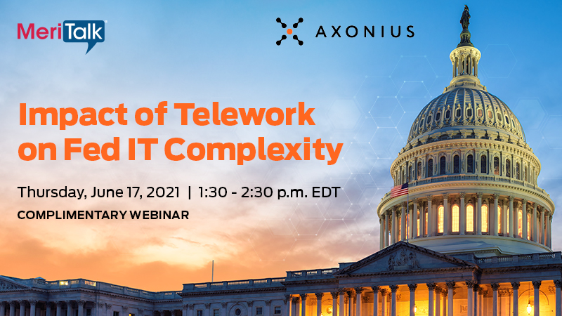 Impact of Telework on Fed IT Complexity