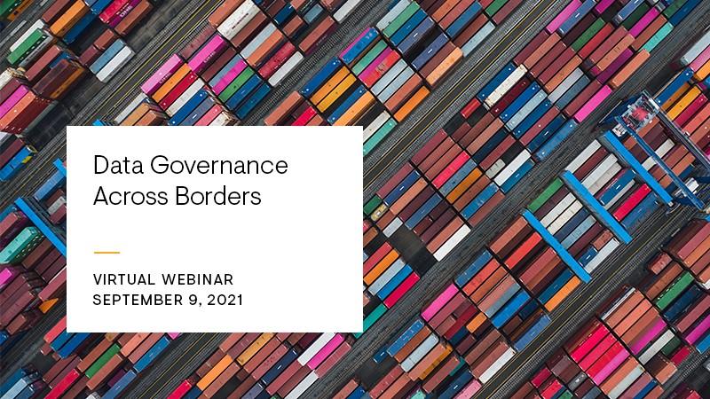 Data Governance Across Borders