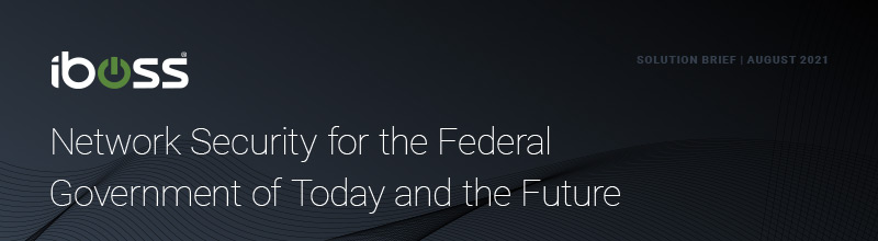 Network Security Federal Government